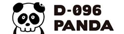 D-096 PANDA ドクロパンダ公式グッズ