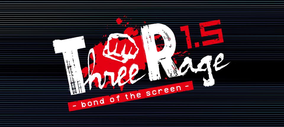 Three Rageオフィシャルグッズ